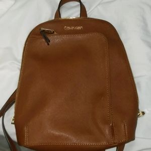 Calvin Klein Backpack purse